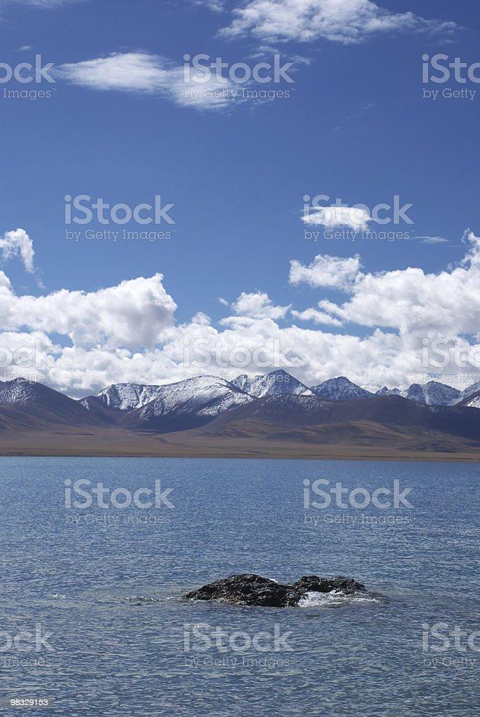 티베트인 홀리 레이브 royalty-free 스톡 사진