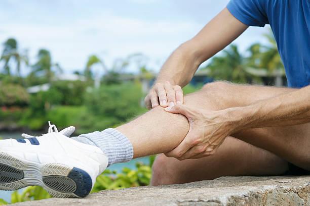 syndrome tibia - mi jambe photos et images de collection