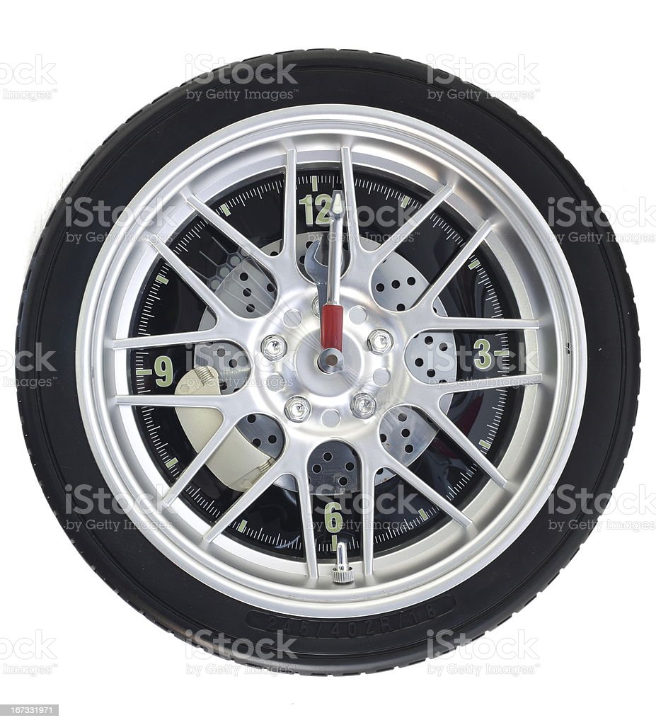 Tic Toc royalty-free stock photo