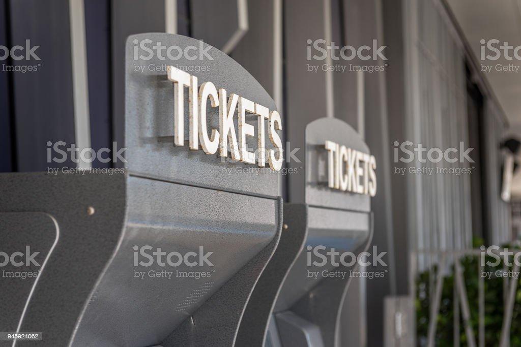 Tickets im Vorverkauf – Foto
