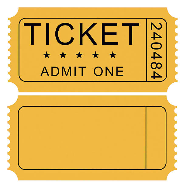 tickets - ticket stock photos and pictures
