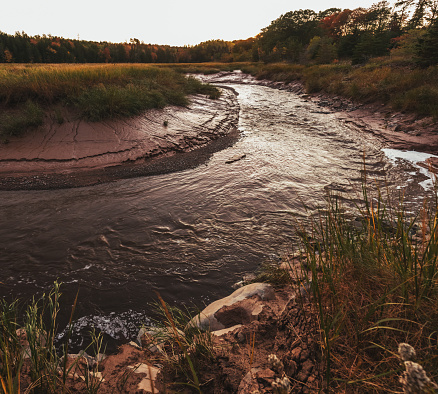 Tidal River Stock Photo - Download Image Now
