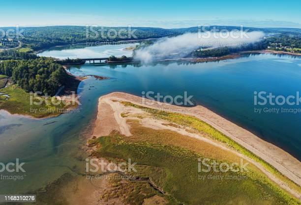 Photo of Tidal Wetland Below