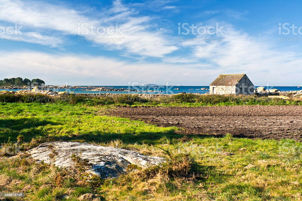 Tide mill royalty-free stock photo