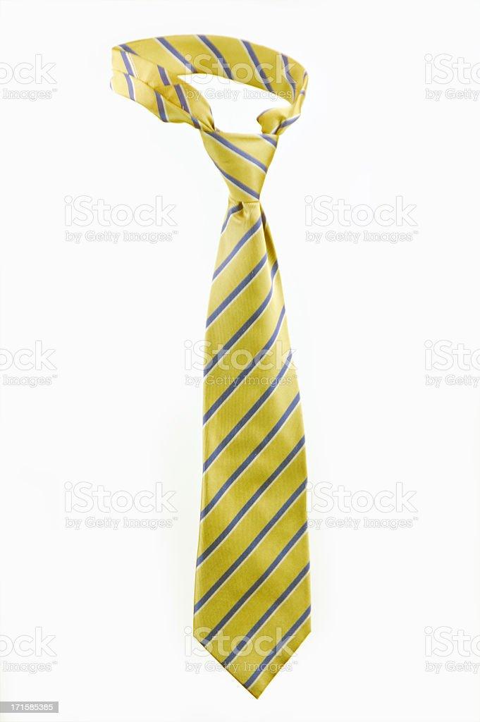 Tie Close-up stock photo