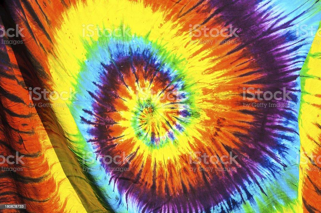 Tie Dye Design stock photo