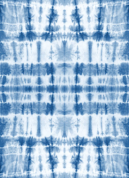 Tie dye design. Seamless pattern. stock photo