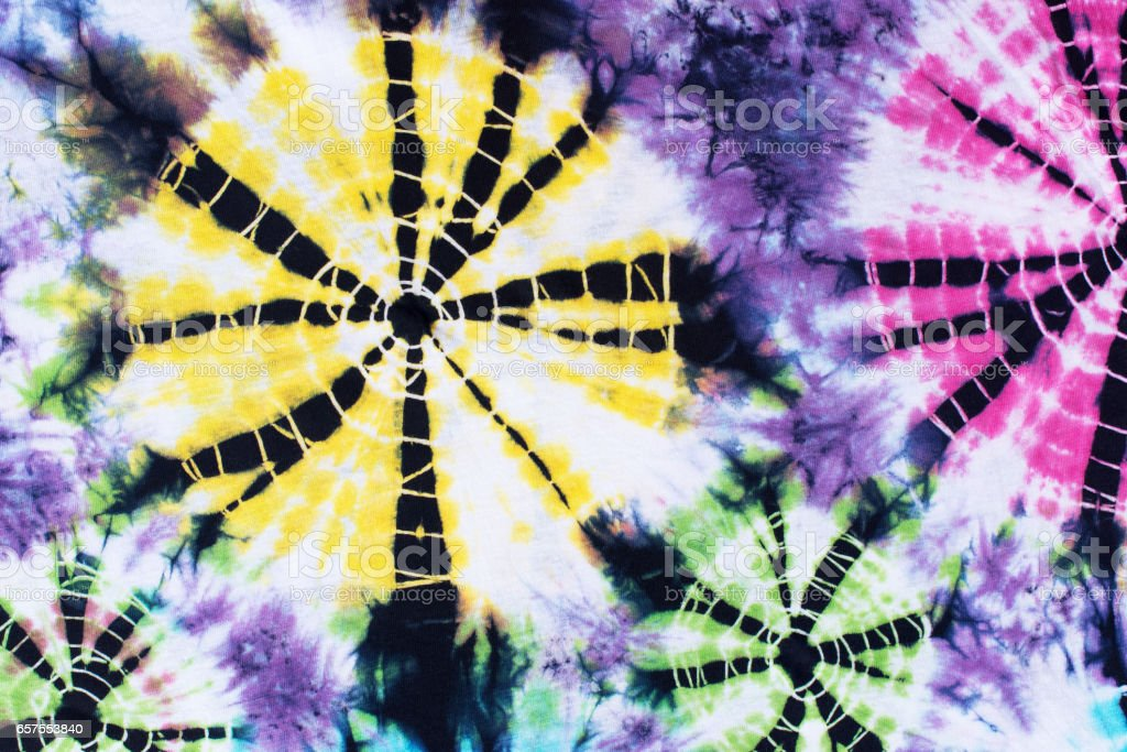 Tie Dye Pattern Abstract Background Stock Photo Download Image Now Istock