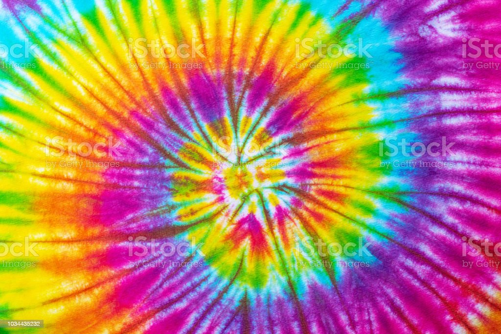 Tie Dye Pattern Background Stock Photo Download Image Now Istock