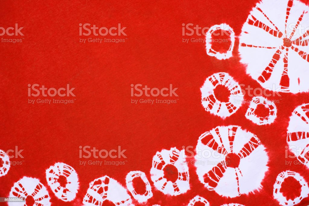 tie dye pattern fabric textures background stock photo