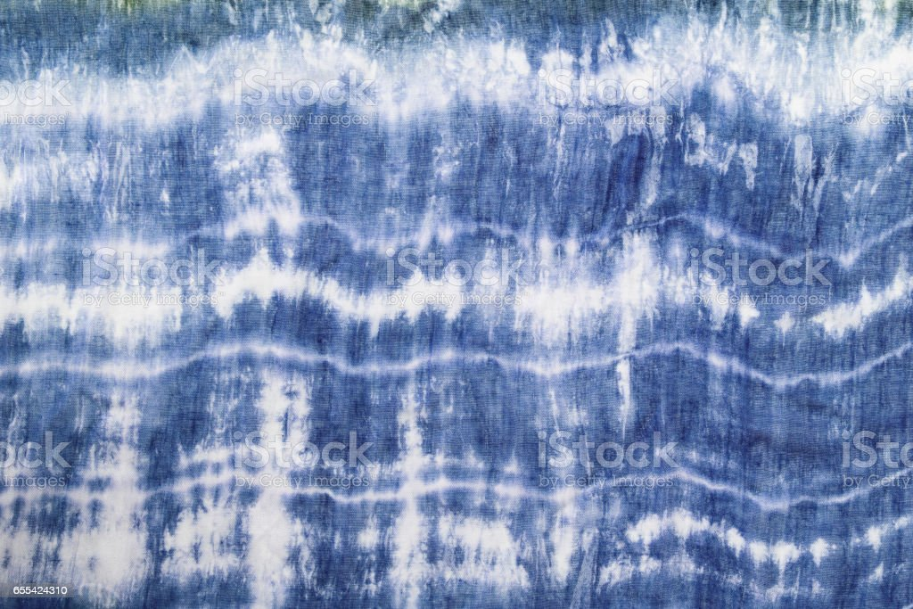 tie dye pattern stock photo
