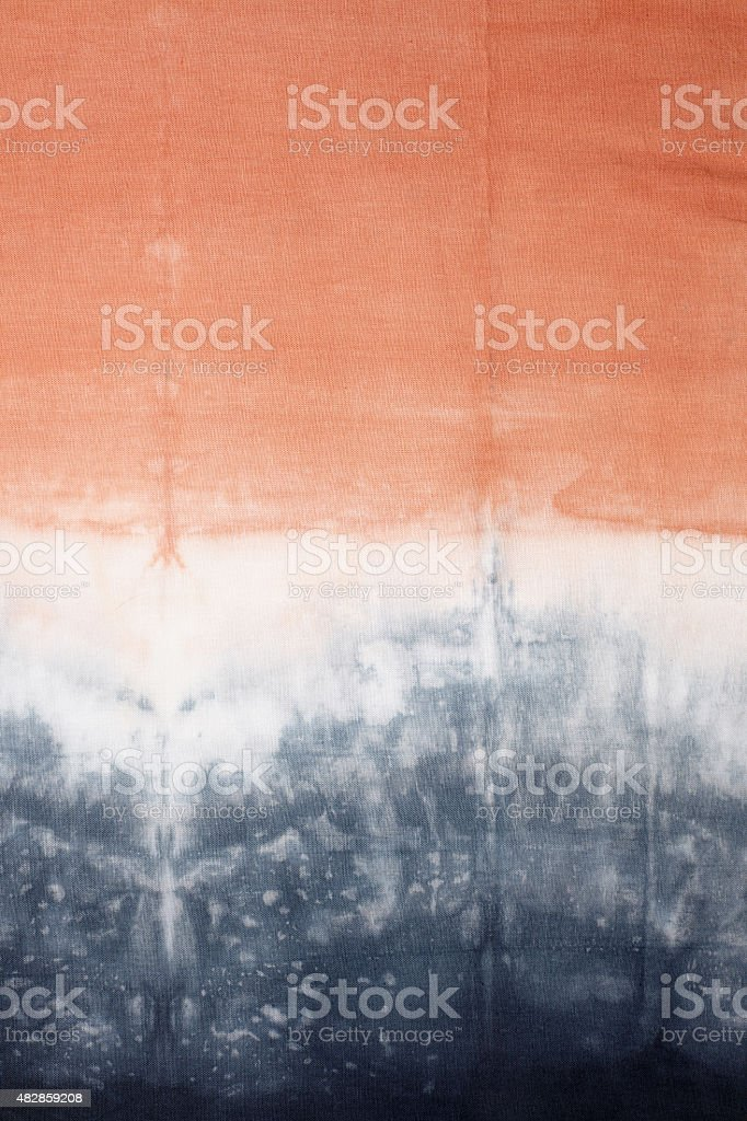 tie dye stock photo