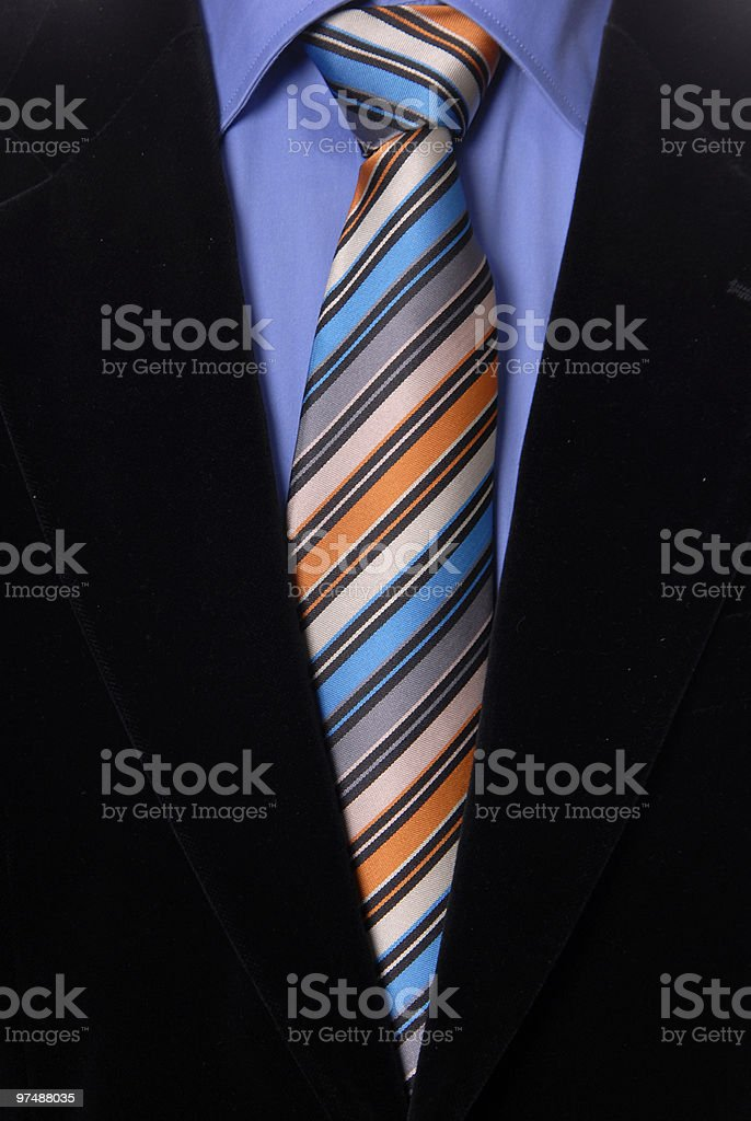 tie royalty-free stock photo