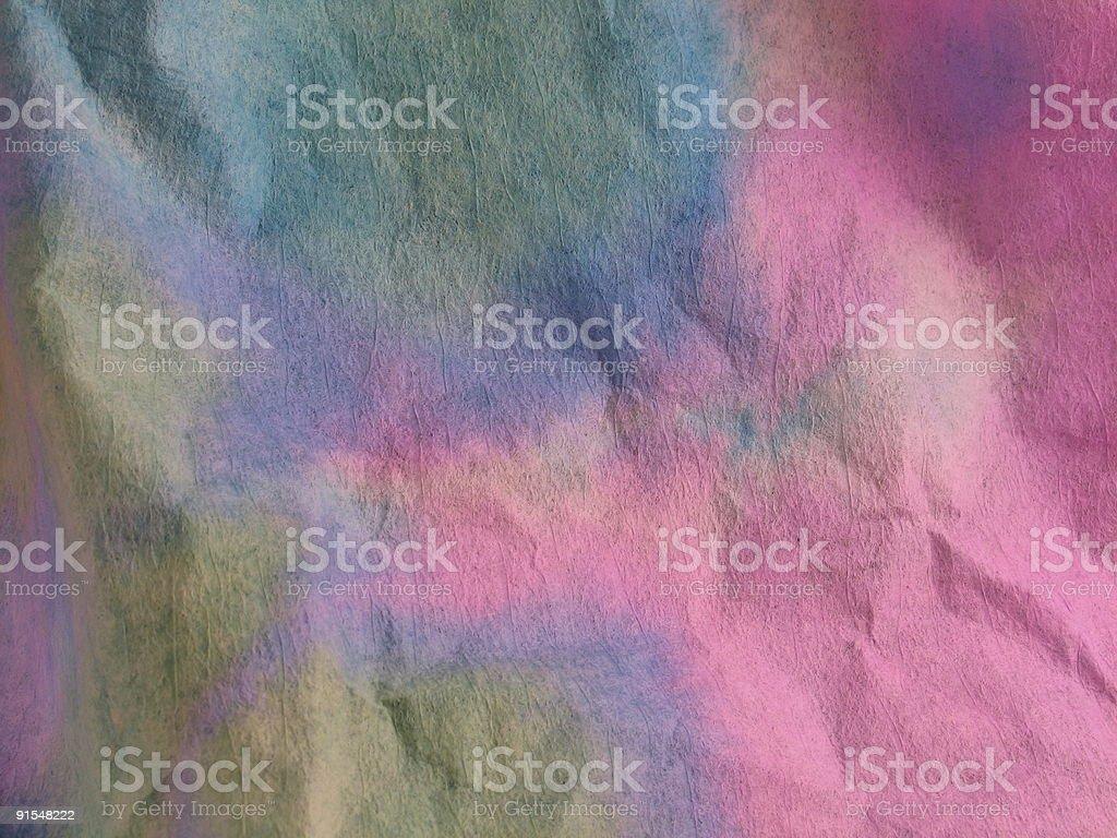 Tie-dyed stock photo