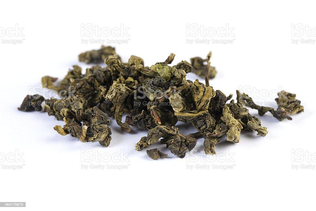 Tieguanyin Oolong Tea stock photo