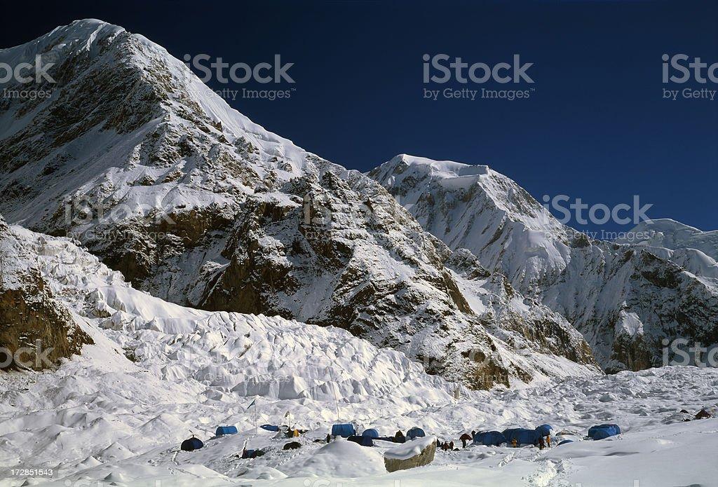 Tien Shan Mountains. Kazakhstan. stock photo