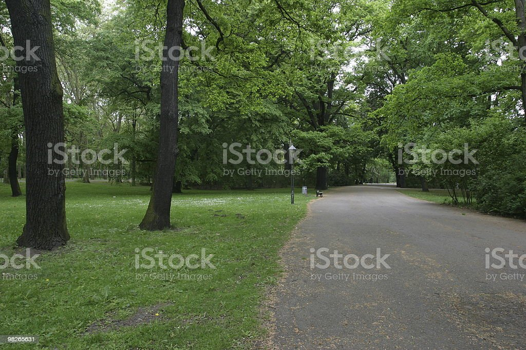Tiergarten Park, Germany royalty-free stock photo