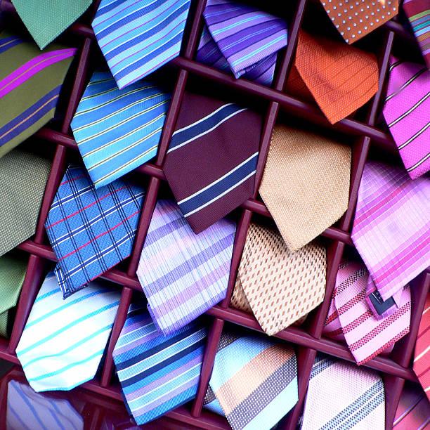 les cravates - cravate photos et images de collection