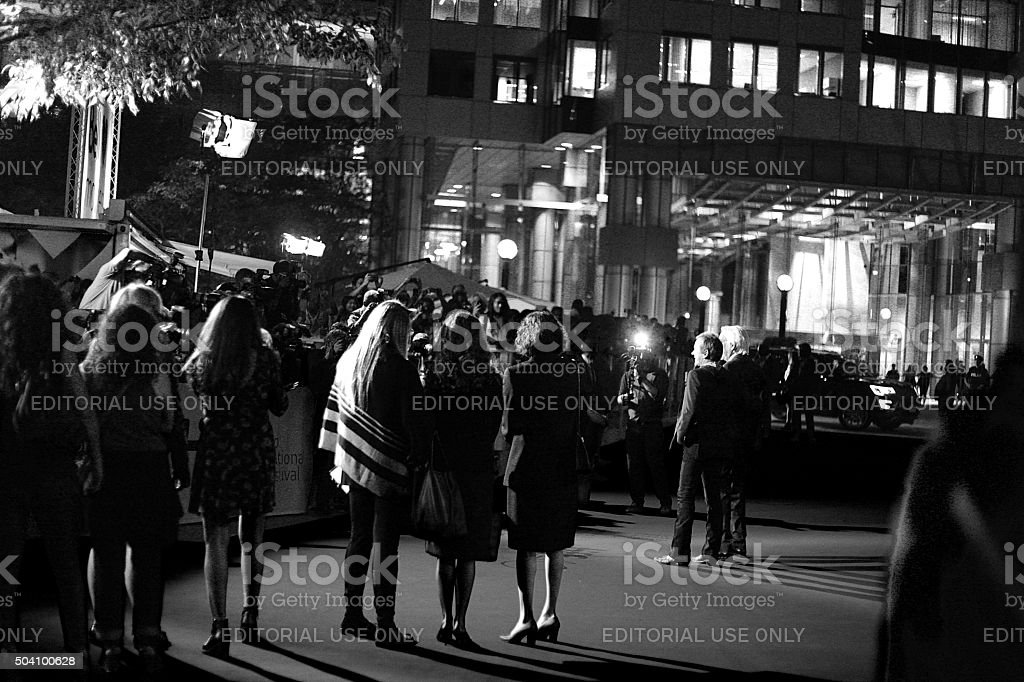 Tiff 2015 - Royalty-free Actor Stock Photo