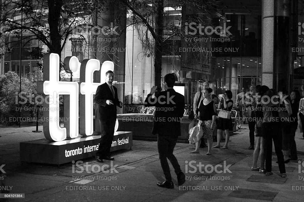 Tiff - Royalty-free Black And White Stock Photo