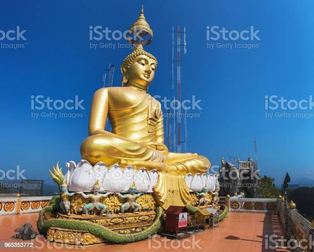 Tiger Cave Temple Prowincja Krabi Tajlandia - zdjęcia stockowe i więcej obrazów Architektura