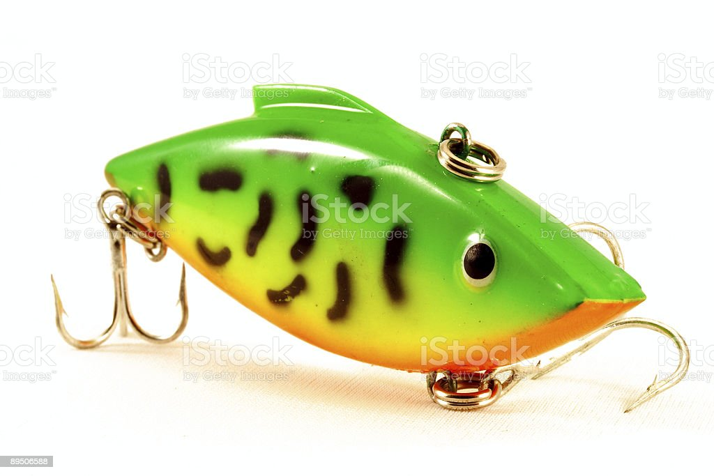 Tiger Lure royalty-free stock photo