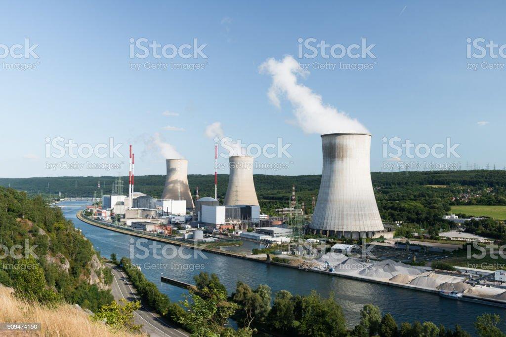 Kernkraftwerk Tihange – Foto