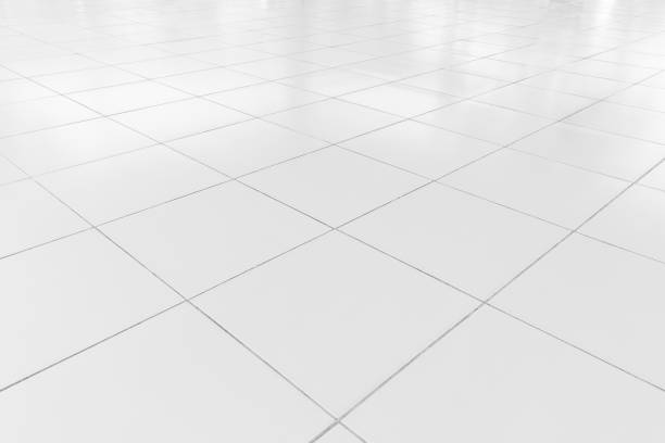 tile floor background - tile stock photos and pictures