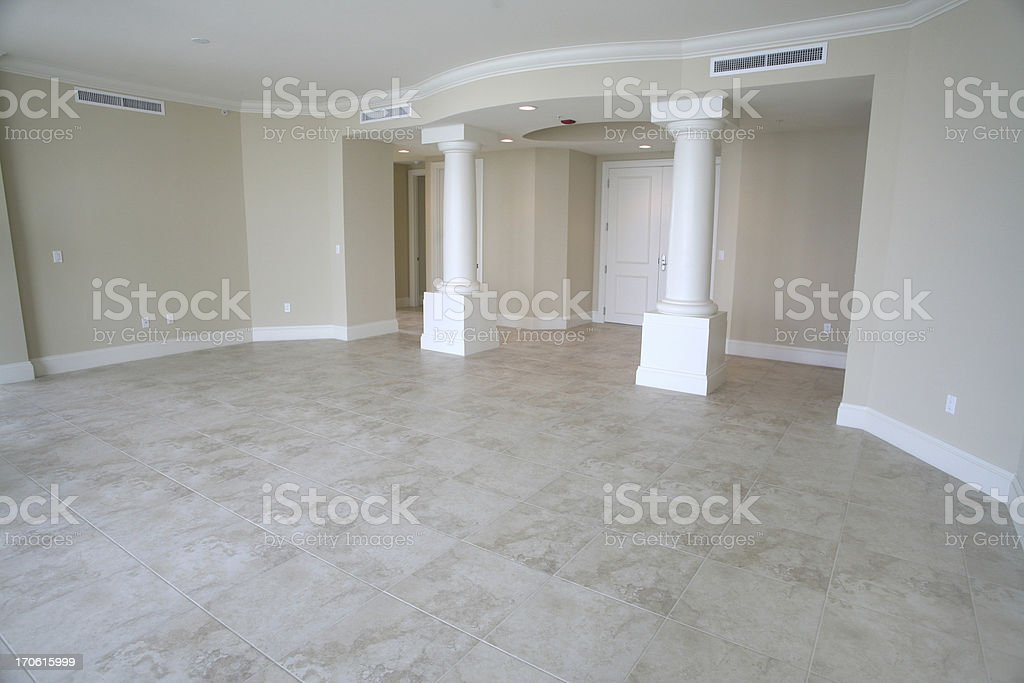 Tile Flooring royalty-free stock photo