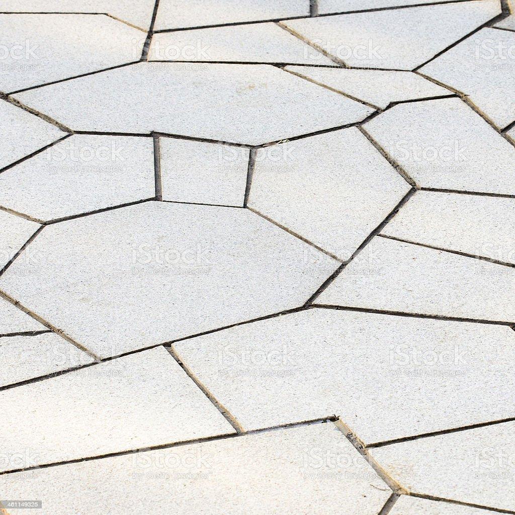 Fliesen auf dem Boden, Abstrakte Muster – Foto