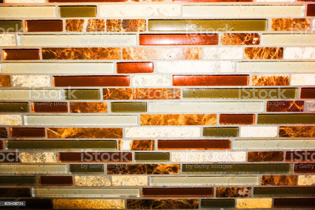 Tile Pattern stock photo