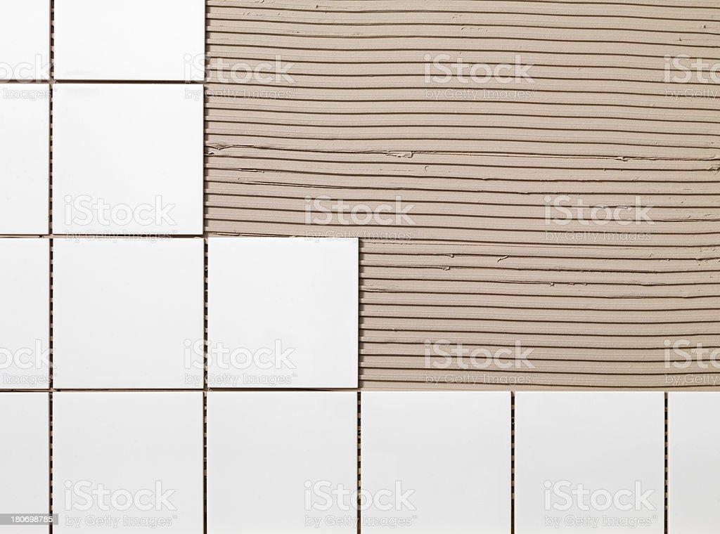Tiled Background stock photo