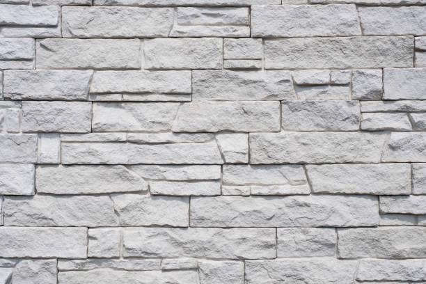 Natursteinmauer Hintergrund - Granit Stein Textur gekachelt – Foto