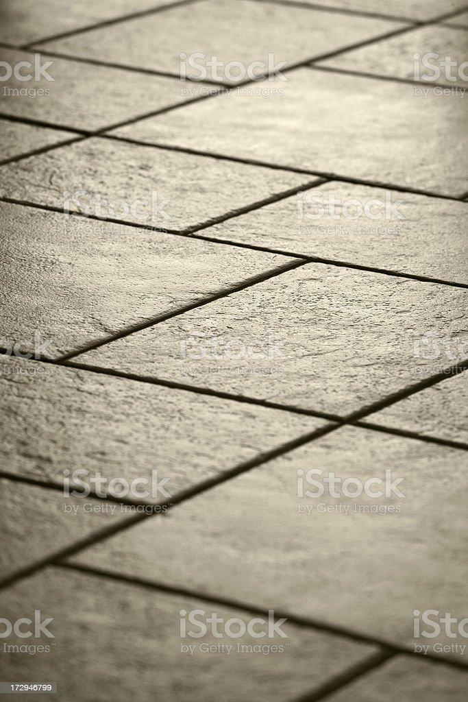 Tiles backlit  (XXL) royalty-free stock photo