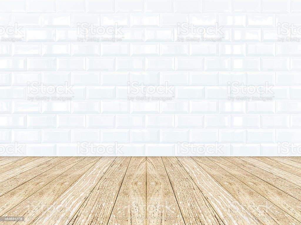Wand Fliesen Und Holzbodenkeramik Stockfoto und mehr Bilder ...