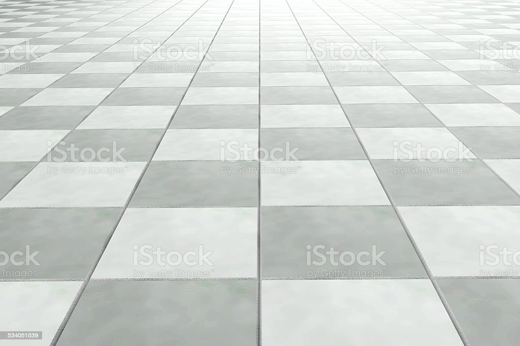 tiles floor stock photo