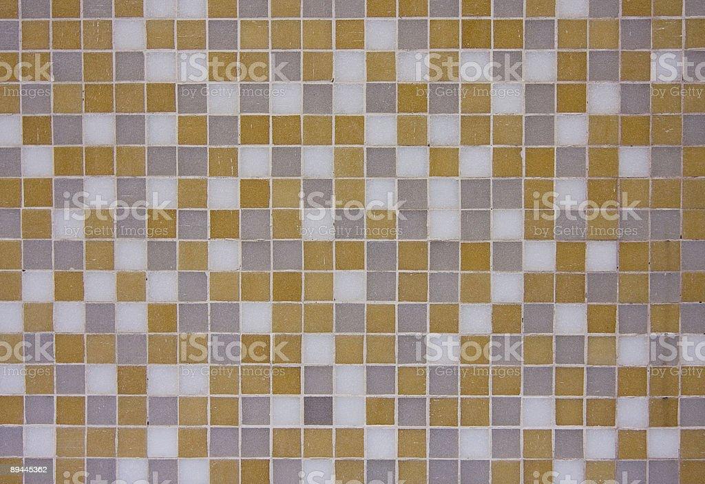 tiles mosaic royalty-free stock photo