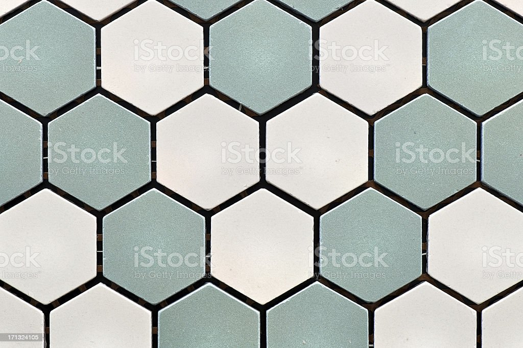 Carreaux de textures carrelage hexagonale photos et plus for Carrelage blanc hexagonal