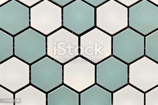 Carreaux de textures carrelage hexagonale photos et plus - Carrelage hexagonal blanc ...
