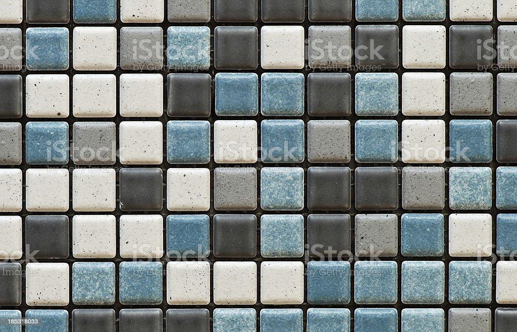 Texture piastrelle mosaico dinformazione foto di stock 185318033