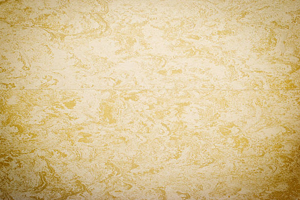 Tiles textures: yellow artificial rubber stone Tiles textures: yellow artificial rubber stone linoleum stock pictures, royalty-free photos & images