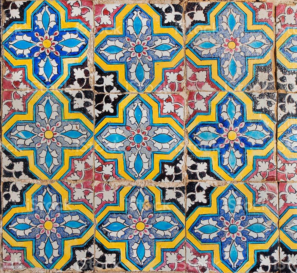 b3a94484eefefa Géométrie De Carreaux Avec Des Motifs Colorés – Photos et plus d ...