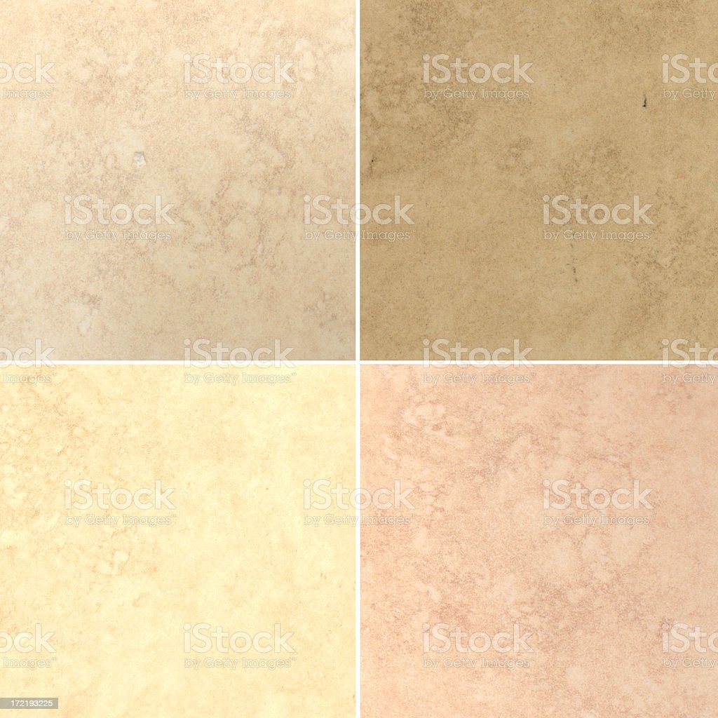 Tiles-cream royalty-free stock photo