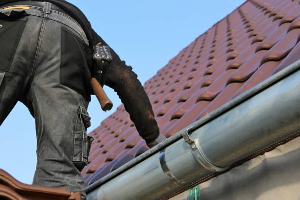 Ein Dach reißen – Foto