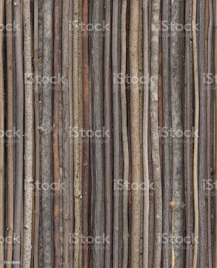 Tiling Stick Texture royalty-free stock photo