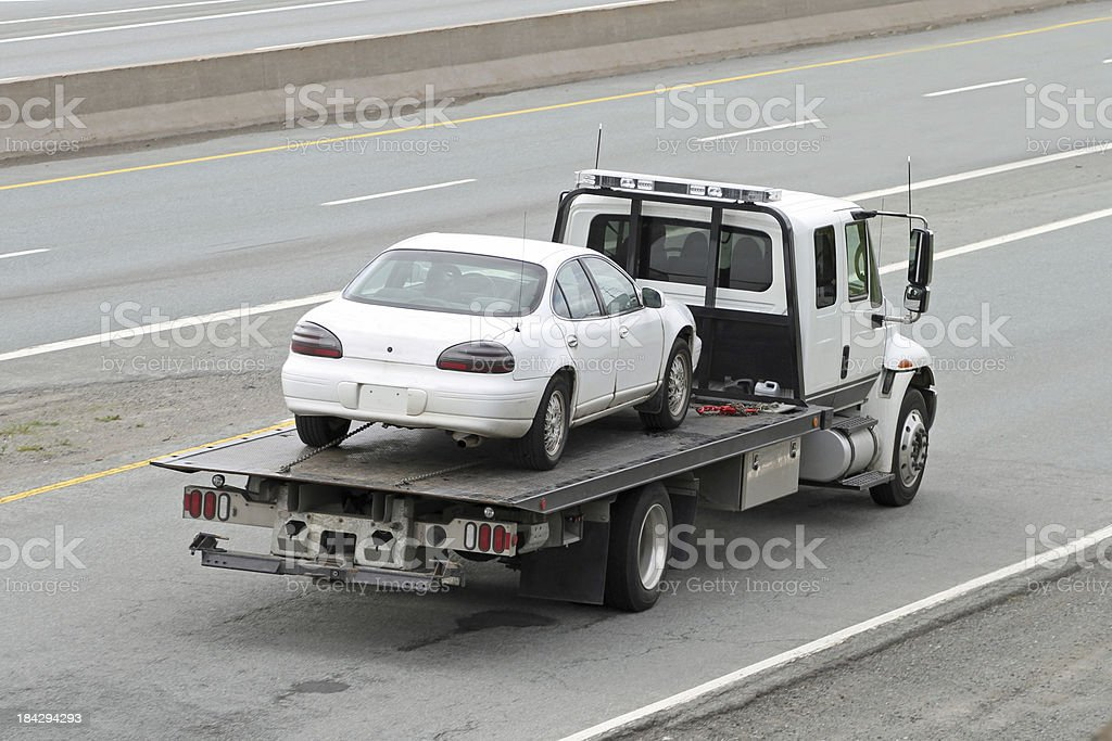 Image result for Car Can Get Towed Istock