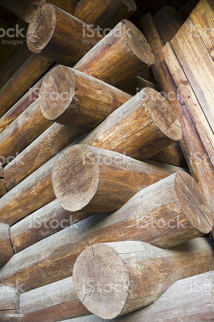 timber blocking stock photo