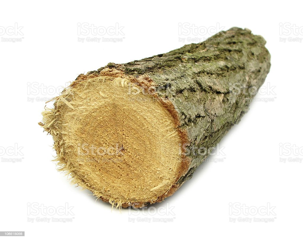 Timber lumber balk beam stock photo