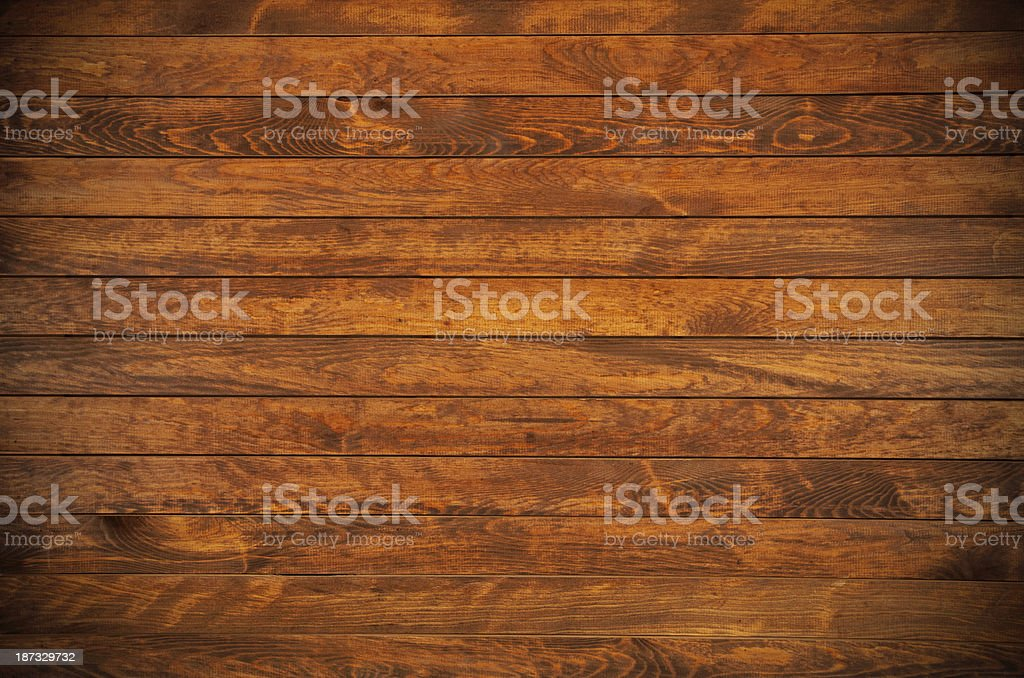 Timber wall background stock photo