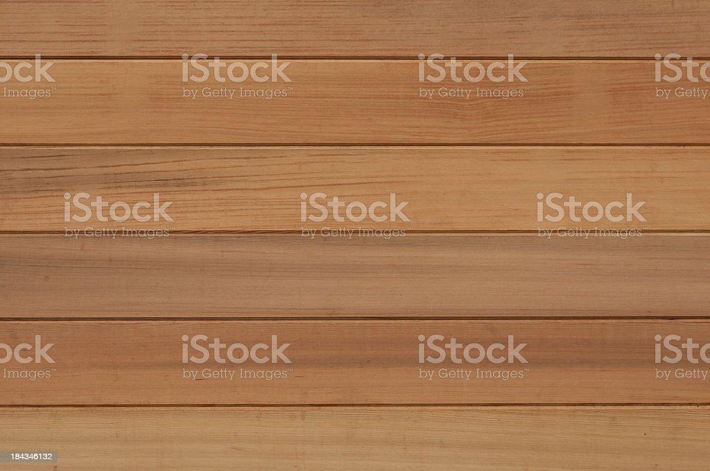 Timber wall stock photo